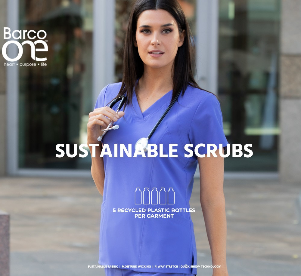 Barco Sustainable Scrubs