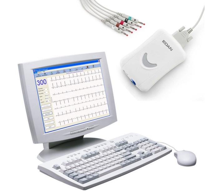 Edan VE1010 - PC ECG