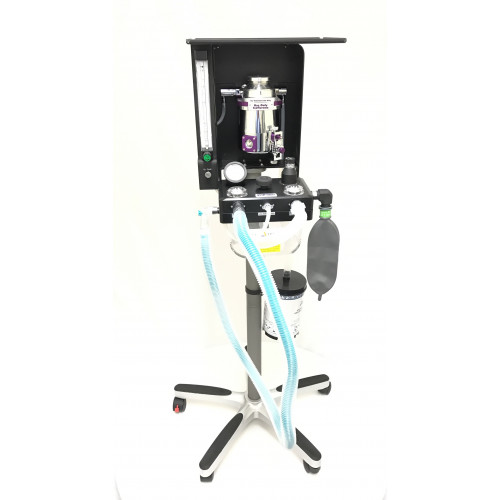 DeltaWave Black - Circle Anaesthetic System (With seperate non-rebreathing port)*1
