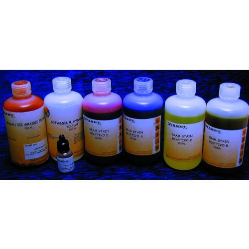 KOH Potassium Hydroxide 10% 250ml *1