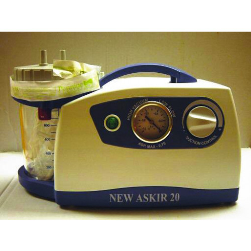 Portable Electric Aspirator Askir 20 x 1L Receiver *1