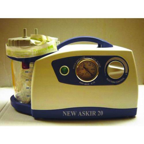 Portable Electric Aspirator Askir 20 x 1L Receiver *1