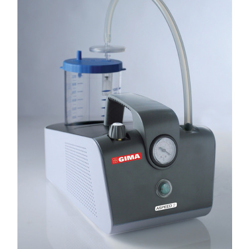 Aspeed 2 Suction Aspirator - 230V Single Pump*1