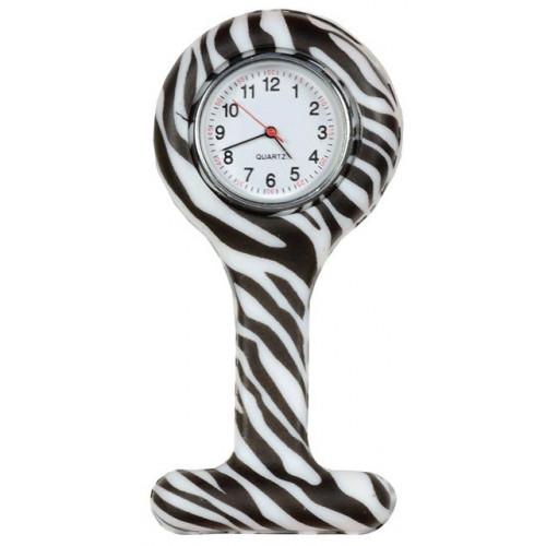 Round Watch - Zebra Design*1