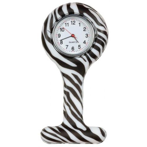 Round Watch - Zebra Design*1