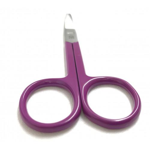 Blunt Sharp Scissors 14cm - Lilac Design*1