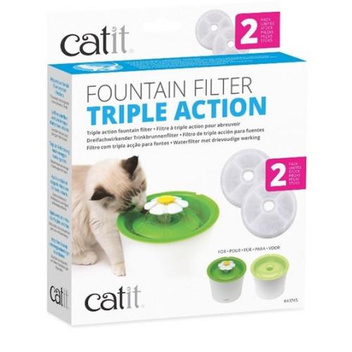 Catit Senses 2.0 Flower Fountain Water Softening Filter*1