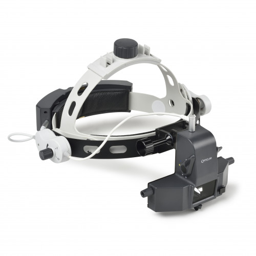 Opticlar EasyView Binocular Indirect Ophthalmscope with headband cell and charging station*1