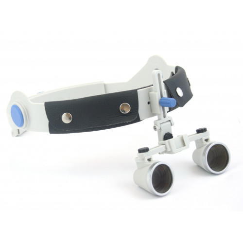 Opticlar Loupes (2.5x Magnification and 340mm working distance) Water Resistant, Lenses Guaranteed for 5 Years*1