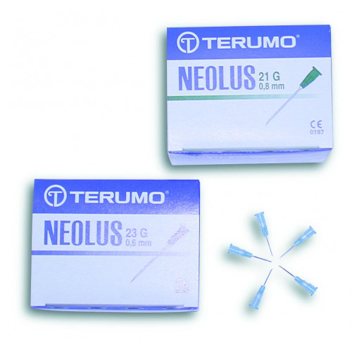 Terumo Neolus Needles 25G 5/8inch (Orange) *100