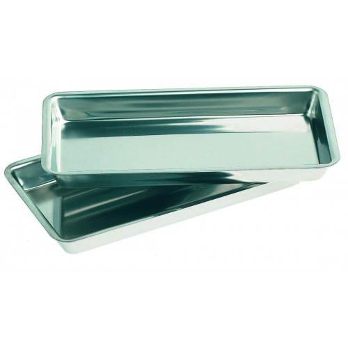 Stainless Steel Tray 20 x 10 x 2cm *1