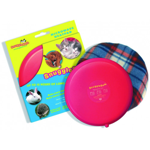 Snugglesafe Heat Pad for Pets - Mail Order Packaging with Hook (Bite-resistant) *1