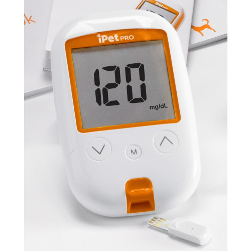 iPet PRO Blood Glucose Meter Kit*1