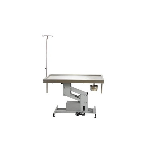 Vet Direct Stainless Steel Operating Table Electric 120cm x 60cm Height 65.5-106cm*1