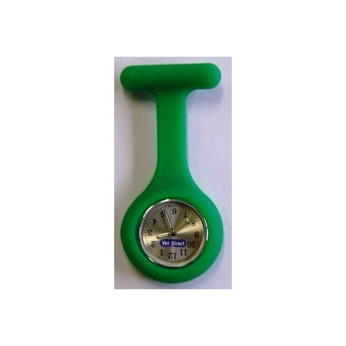Nurses Hot Fob Watch Green*1