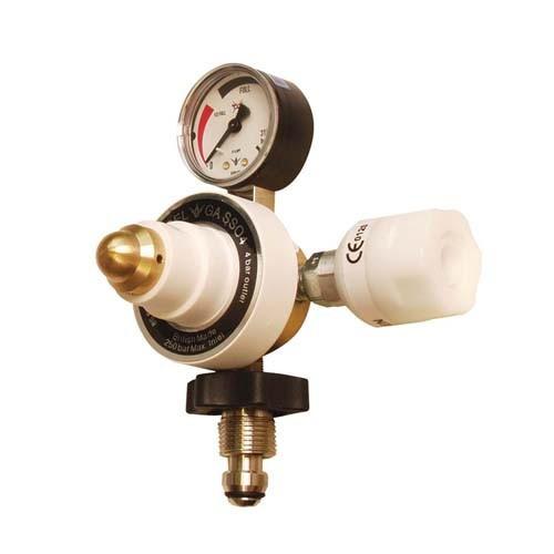 Regulator Oxygen Inlet: (F) 5/8 Bullnose Outlet: QRC *1