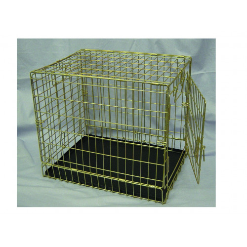 Foldflat Cage + Tray 37x25x27inch Small *1