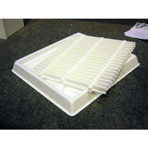 Dental Tray with Removeable Grate *1