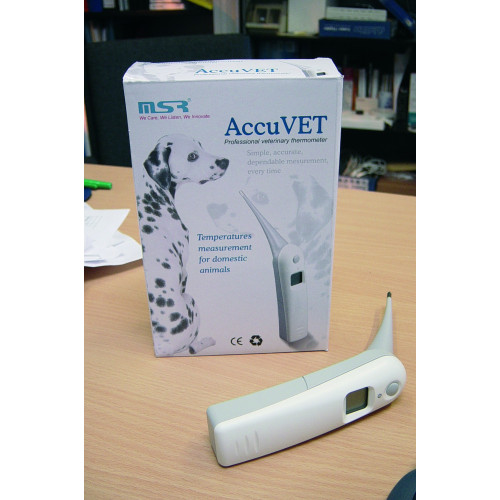 Accu Professional Veterinary Thermometer (5 Seconds)*1