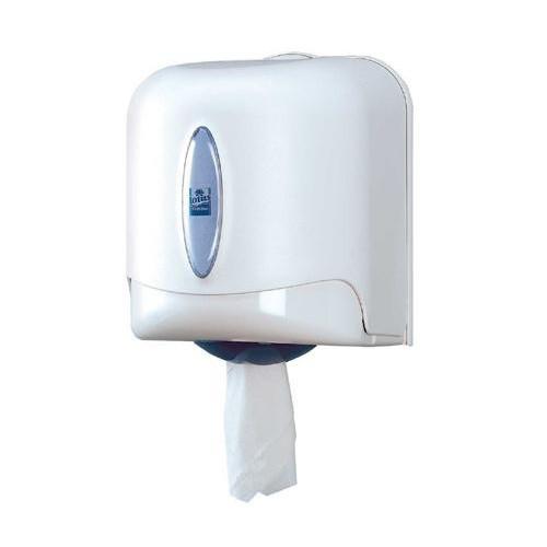 Dispenser White - Mini Centrefeed 1-sheet for MINTS12*1