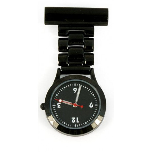 Unisex Fob Watch Black*1