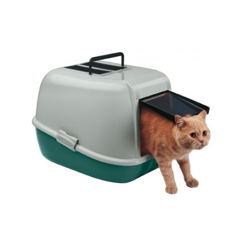Cat Toilet Home HOODED Deluxe (Bella) Litter Tray  *1