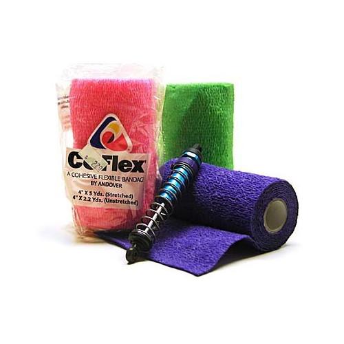Co-flex Cohesive Bandage 7.5cm Asst.Col *1