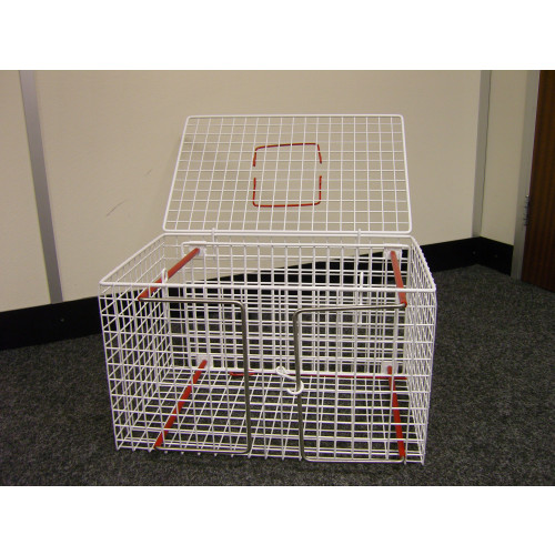 Cage with Crush 46x29x29cm *1