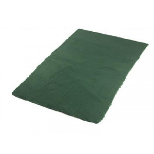 "Vet Dry Bedding Green 40"" x 30""  *1"