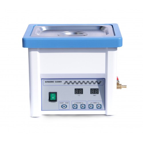 Hydrosonic Ultrasonic Bath 5L Tank Size: 250 x 140 x 150mm *1