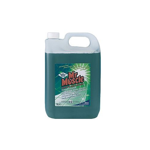 Mr Muscle Professional Floor Cleaner 5L *1
