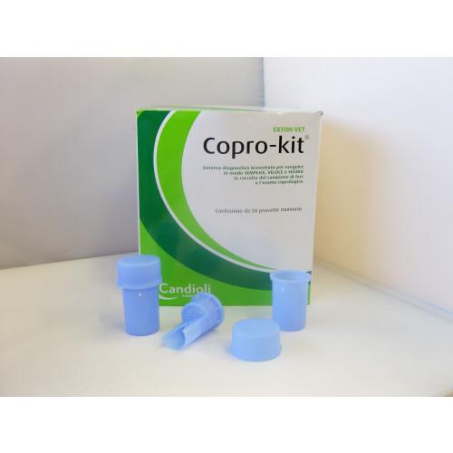 Copro-Kit  Faecal Float Kit Complete with Flotation Salt.*50