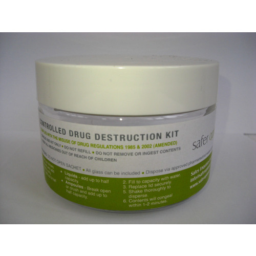 CD (Controlled Drug) Denature Kit 500ml*1