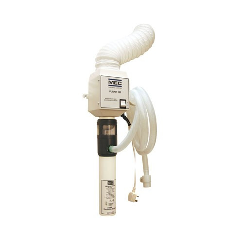 Veterinary Anesthetic Gas Scavenger with Receiver - Self Fit - No Commissioning! 130L/Min*1