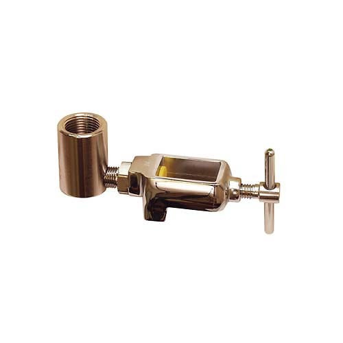 Regulator Adaptor (Enables the use of std. bullnose regulator on to a pin index cylinder)*1