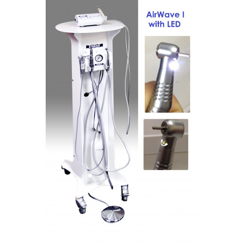Air-Wave I Dental System - with LED High Speed Handpiece - Nitrogen Powered*1