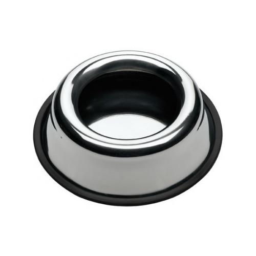 Feeding Bowl S/Steel nonslip Single 2.4L *1