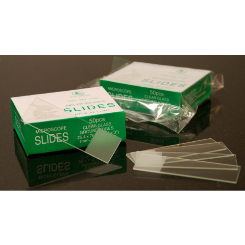 Microscope Slides Frosted (7105) *50