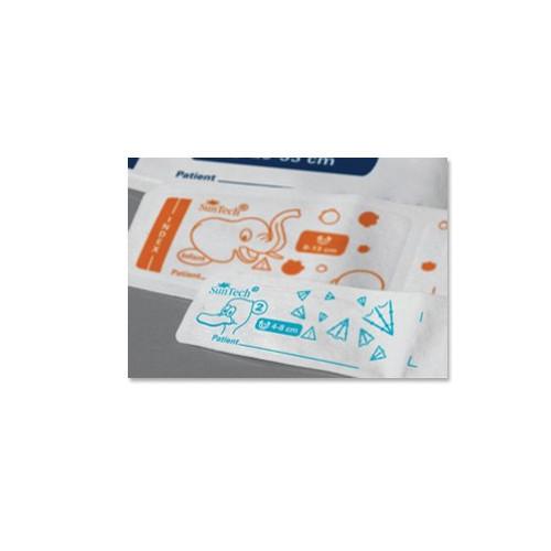 Edan Neonatal #1 Blood Pressure Cuff (3-6cm) (Compatible w/ Neonatal Connector Only)*1