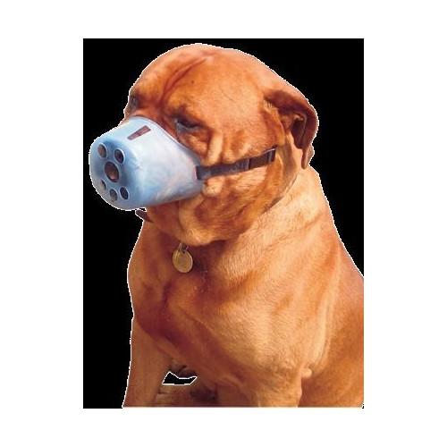 Pro Safety Muzzle Short Nose Plastic *1
