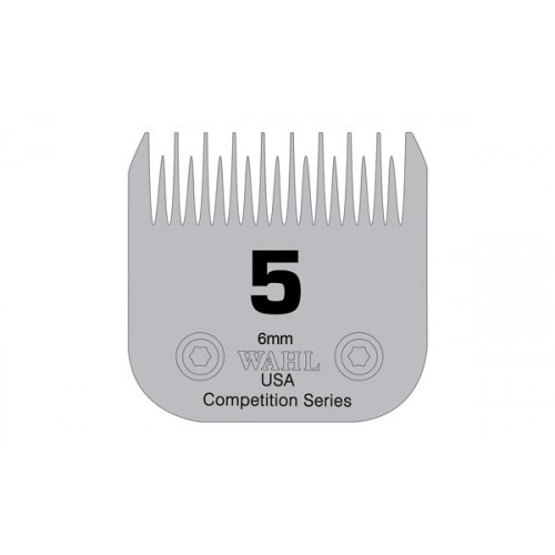 WAHL Clipper Blade Size 5/6mm *1