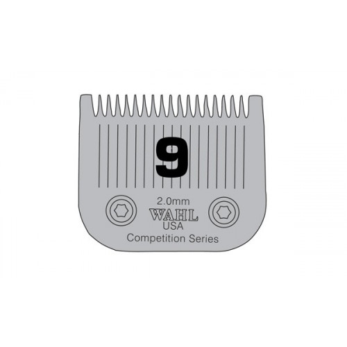WAHL Clipper Blade size 9/2mm *1