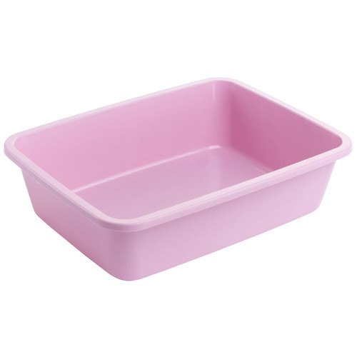 Kitty Litter Tray  Random Colours (415 L x305 W x105 H mm)*1