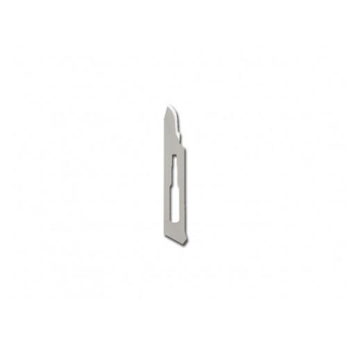 Scalpel Carbon Steel Sterile Blades Sizes 15*100