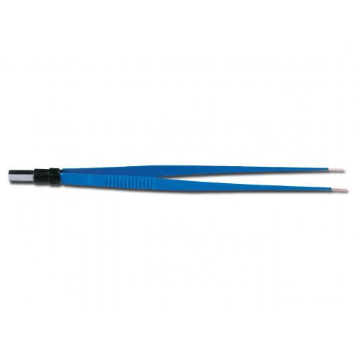 Vet Cutter Straight-Tip Bipolar Forceps 20cm / 2mm Points *1