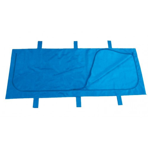 Body Bag Large 210 x 90 cms with Handles, Zip-closing 150kg *1