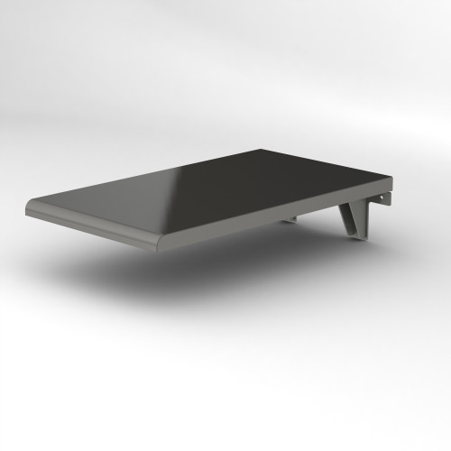 Fold Up Table - Stainless steel construction wall mounted 85cm x 50cm*1