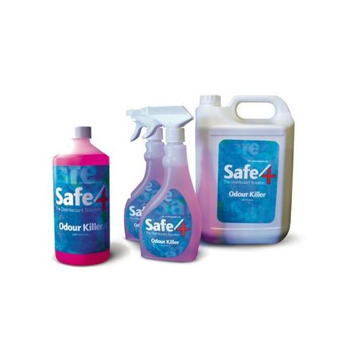 Safe4 Odour Killer RTU 500 ml*1