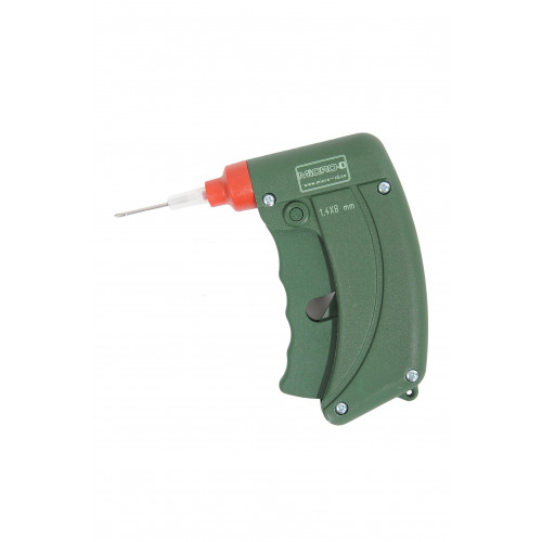Replacement Gun Micro-ID G04GUN for use with Mini 8mm Chip (RED TIP)*1