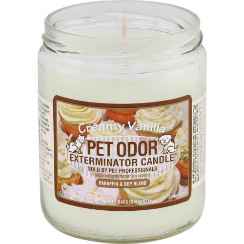 Vet Candle 13oz Jar Creamy Vanilla*1